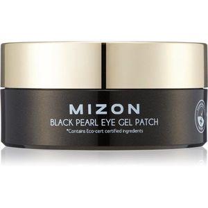 Mizon Black Pearl Eye Gel Patch hidrogél maszk a szem körül sötét karikákra 60 db kép