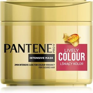 Pantene Lively Colour haj maszk a szín védelméért 300 ml kép
