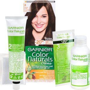 Garnier Color Naturals Creme hajfesték árnyalat 4 Natural Brown kép