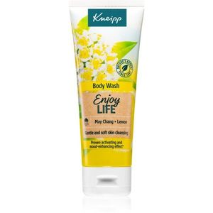 Kneipp Enjoy Life May Chang & Lemon energetizáló tusfürdő gél 75 ml kép
