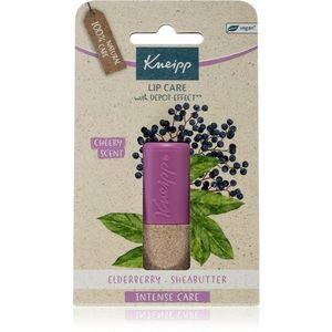 Kneipp Intense Care Elderberry & Shea butter ajakbalzsam 4.7 g kép