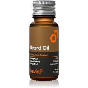 Beviro Cinnamon Season szakáll olaj 10 ml kép