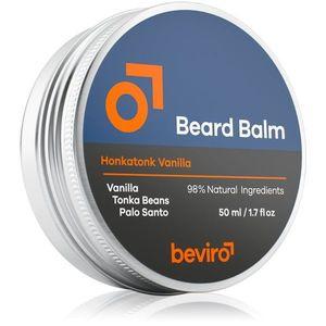 Beviro Honkatonk Vanilla szakáll balzsam 50 ml kép
