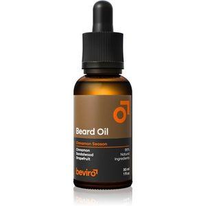 Beviro Cinnamon Season szakáll olaj 30 ml kép