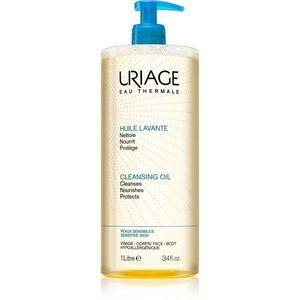 Uriage Hygiène Cleansing Oil mosóolaj arcra és testre 1000 ml kép