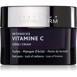 Institut Esthederm Intensive Vitamine C intenzív ápolás a bőr hyperpigmentációja ellen C vitamin 50 ml kép