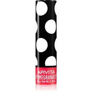 Apivita Lip Care Pomegranate hidratáló ajakbalzsam 4.4 g kép