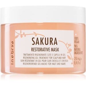 Inebrya Sakura regeneráló hajmasz 250 ml kép