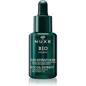 Nuxe Bio regeneráló éjszakai szérum normál és száraz bőrre 30 ml kép