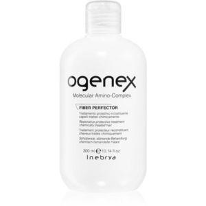 Inebrya Ogenex bőrmegújító ápolás a kémiailag kezelt hajra 300 ml kép