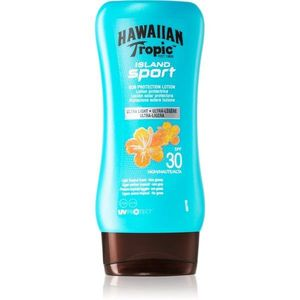 Hawaiian Tropic Island Sport napozótej SPF 30 180 ml kép