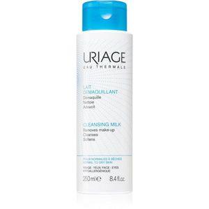 Uriage Hygiène Cleansing Milk sminklemosó tej normál és száraz bőrre 250 ml kép