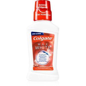 Colgate Max White Expert fogfehérítő szájvíz alkoholmentes 250 ml kép