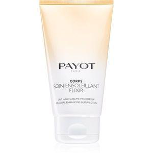 Payot Corps Soin Ensoleillant Élixir önbarnító testápoló tej 150 ml kép