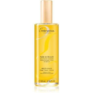 Embryolisse Beauty Oil tápláló és hidratáló olaj arcra, testre és hajra 100 ml kép