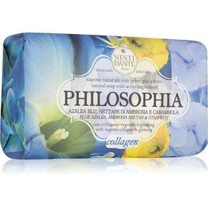 Nesti Dante Philosophia Collagen with vegetable collagen & ginseng természetes szappan kollagénnel 250 g kép