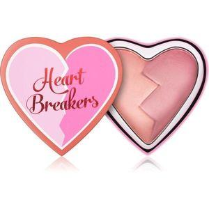 I Heart Revolution Heartbreakers arcpirosító matt hatással árnyalat Independent 10 g kép