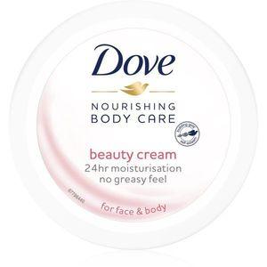 Dove Beauty Cream tápláló krém arcra és testre 150 ml kép
