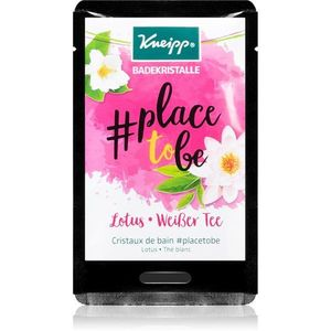 Kneipp #Place to be Lotus relaxáló fürdősó 60 g kép