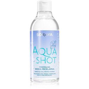 Soraya Aquashot frissítő micellás víz 400 ml kép