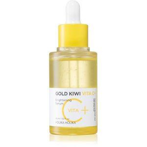 Holika Holika Gold Kiwi bőrélénkítő szérum C-vitaminnal a pigment foltok ellen 45 ml kép