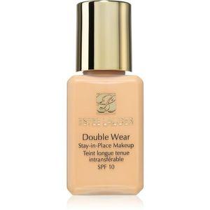 Estée Lauder Double Wear Stay-in-Place Mini hosszan tartó make-up SPF 10 árnyalat 3N1 Ivory Beige 15 ml kép