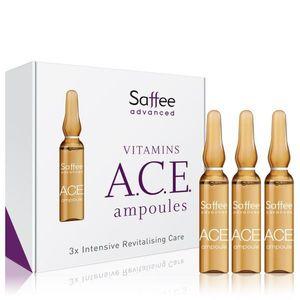 Saffee Advanced Vitamins A.C.E. Ampoules ampulla – 3 napos kezelés A, C és E vitaminnal kép