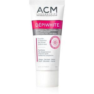 ACM Dépiwhite lehúzható maszk a pigment foltok ellen 40 ml kép
