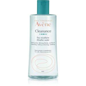 Avène Cleanance tisztító micellás víz az aknéra hajlamos zsíros bőrre 400 ml kép
