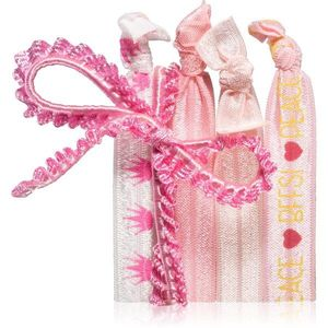 BrushArt KIDS Cute Pink hajgumik 5 db kép