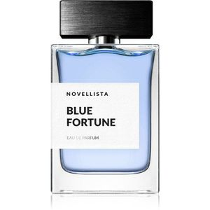 NOVELLISTA Blue Fortune Eau de Parfum uraknak 75 ml kép