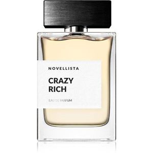 NOVELLISTA Crazy Rich Eau de Parfum hölgyeknek 75 ml kép