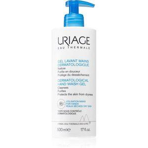 Uriage Hygiène Dermatological Hand Wash Gel hidratáló tisztító gél kézre 500 ml kép