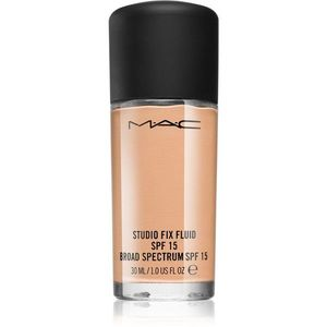 MAC Cosmetics Studio Fix Fluid mattító make-up SPF 15 árnyalat NW 30 30 ml kép
