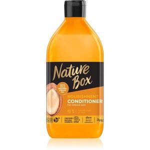Nature Box Argan mélyen tápláló kondicionáló Argán olajjal 385 ml kép