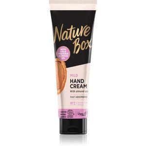 Nature Box Almond gyengéd kézkrém 75 ml kép