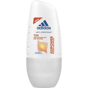 Adidas Adipower golyós dezodor hölgyeknek 50 ml kép