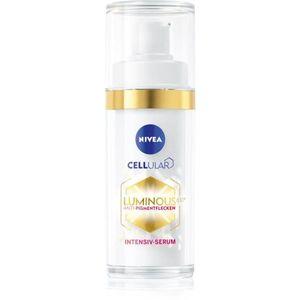 Nivea Cellular Luminous 630 intenzív szérum a pigment foltok ellen 30 ml kép