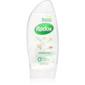Radox Camomile Oil gyengéd tusfürdő gél 250 ml kép