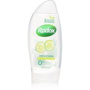 Radox Fresh Cucumber felfrissítő tusfürdő gél 250 ml kép
