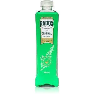 Radox Original relaxáló fürdőhab 500 ml kép
