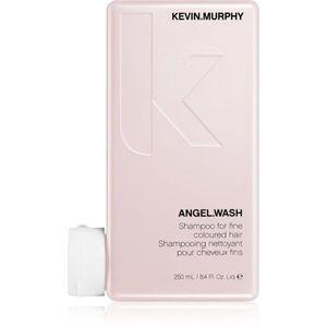 Kevin Murphy Angel Wash megszépítő és regeneráló sampon a vékony szálú, festett hajra 250 ml kép