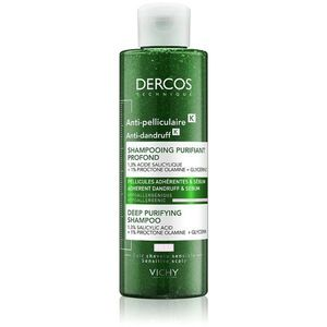 Vichy Dercos Anti-Dandruff korpásodás elleni sampon peeling hatással 250 ml kép