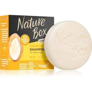 Nature Box Argan szilárd sampon tápláló hatással 85 g kép