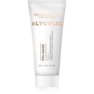 Revolution Skincare Glycolic Acid Polisher élénkitő peeling 100 ml kép