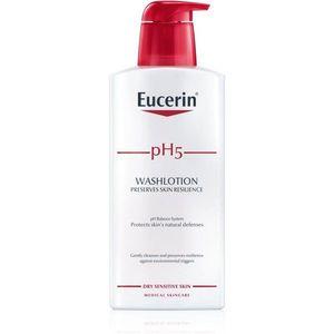 Eucerin pH5 tisztító emulzió száraz és érzékeny bőrre 400 ml kép