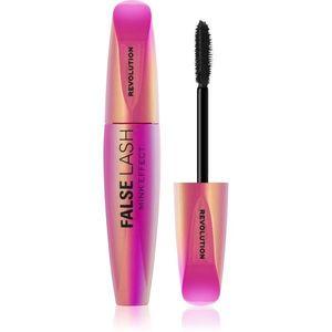 Makeup Revolution False Lash dúsító szempillaspirál árnyalat Black 8 g kép