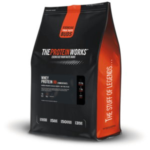 Whey Protein 80 - The Protein Works kép