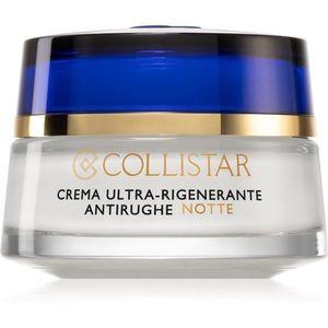 Collistar Special Anti-Age Ultra-Regenerating Anti-Wrinkle Night Cream éjszakai ránctalanító krém érett bőrre 50 ml kép