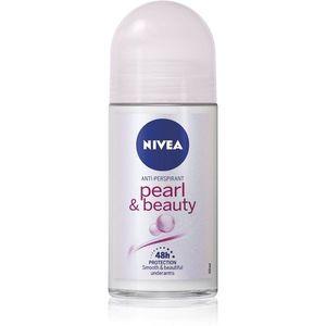 Nivea Pearl & Beauty golyós dezodor roll-on 48h 50 ml kép